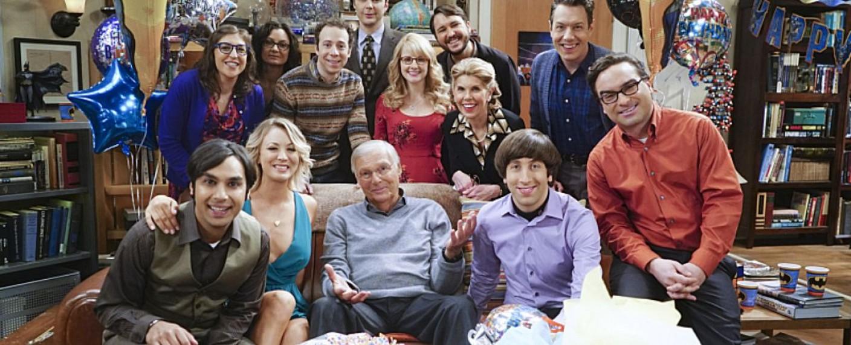 "Adam West in ""The Big Bang Theory"" – Bild: CBS"