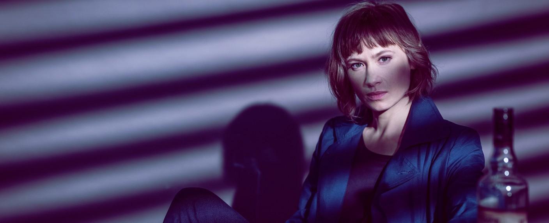 Alina Levshin als Privatdetektivin Doro Decker – Bild: ZDF/Stephan Pick
