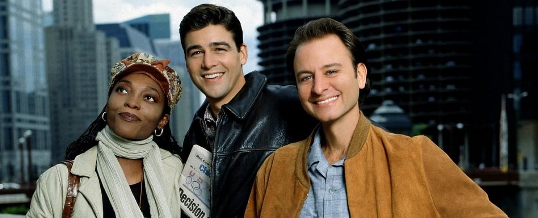 """""""Allein gegen die Zukunft"""" lief von 1996 bis 2000 auf CBS – Bild: CBS"""