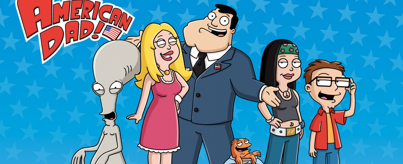 """American Dad!"" – Bild: FOX"