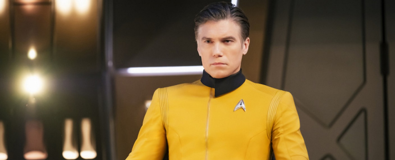 "Anson Mount als Captain Pike in ""Star Trek: Discovery"" – Bild: CBS All Access"