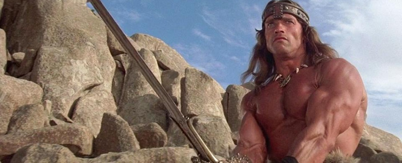 "Arnold Schwarzenegger 1984 als ""Conan, der Zerstörer"" – Bild: Universal Pictures"