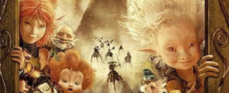 """""""Arthur und die Minimoys"""" (Ausschnitt aus dem Filmplakat) – Bild: TOBIS Film"""