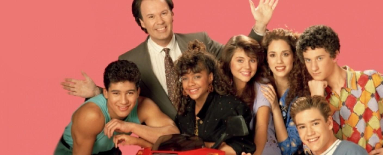 "Die Originalserie ""California Highschool"" alias ""Saved by the Bell"" – Bild: NBC"