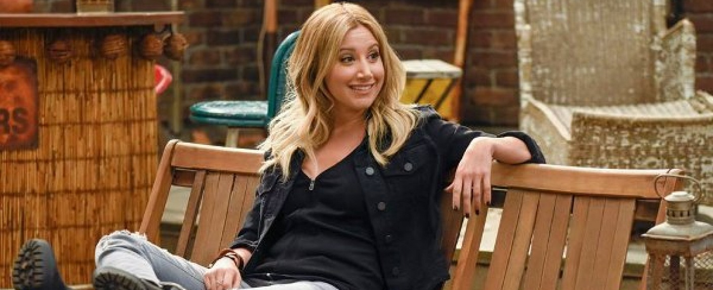 """Ashley Tisdale in der TBS-Comedy """"Clipped"""" – Bild: TBS"""