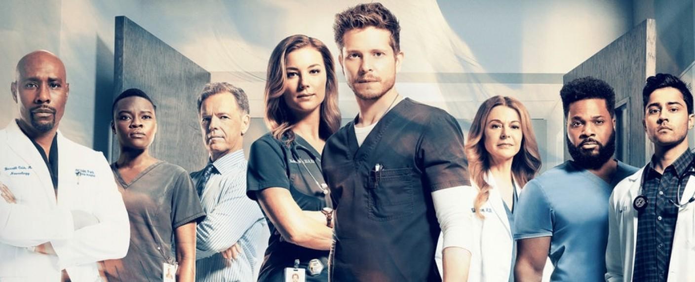 """Atlanta Medical"": Der Hauptcast in der dritten Staffel – Bild: FOX"