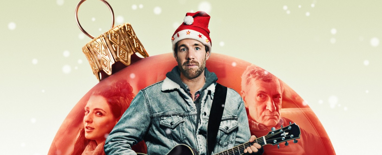 """Ausschnitt aus dem Poster zu """"ÜberWeihnachten"""" – Bild: Netflix"""