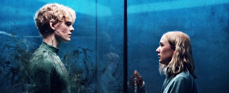 """Ausschnitt aus dem Poster zur dritten Staffel von """"The Rain"""" – Bild: Netflix"""