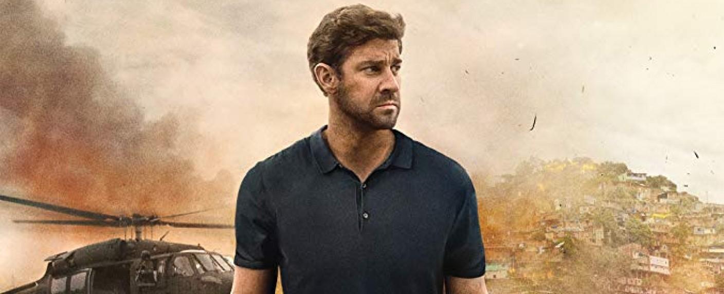 """Ausschnitt aus dem Poster zur zweiten Staffel von """"Tom Clancy's Jack Ryan"""" – Bild: Prime Video"""