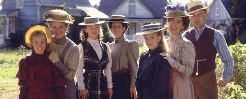 """""""Avonlea – Das Mädchen aus der Stadt"""" brachte es in Kanada auf sieben Staffeln – Bild: CBC Television"""
