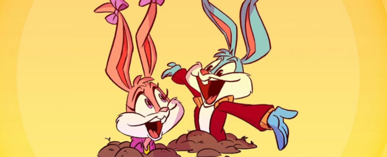 "Babs und Buster Bunny kehren in ""Tiny Toons Looniversity"" zurück – Bild: HBO Max/Cartoon Network"