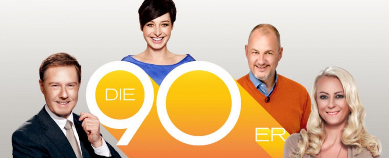 """kabel eins geht """"Back to the 90's"""" – Bild: kabel eins"""