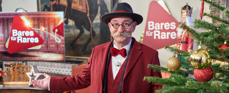 """""""Bares für Rares"""": Das Weihnachtsspecial mit Horst Lichter – Bild: ZDF/Frank Dicks"""