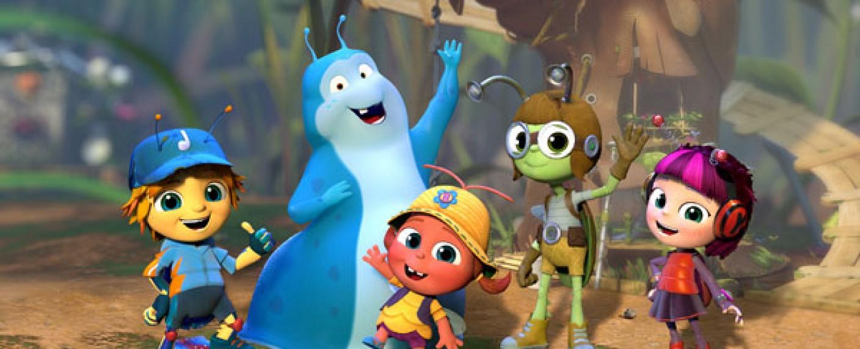 """Beat Bugs"" – Bild: Netflix"