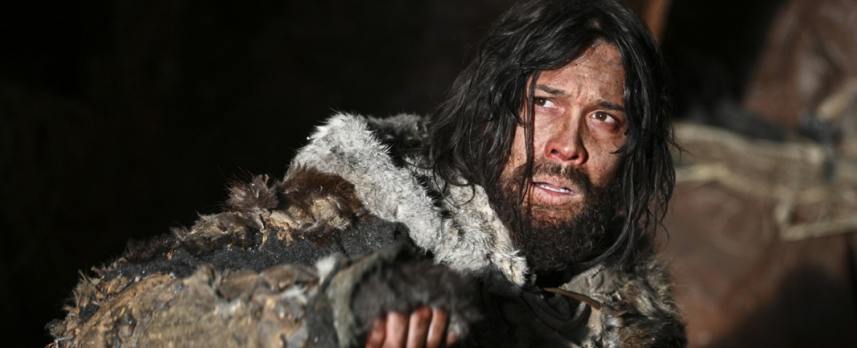 Bellamy Blake (Bob Morley) auf Etherea – Bild: The CW