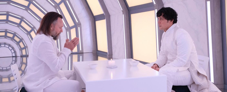 Bellamy (Bob Morley) hat zu einem neuen Glauben gefunden – Bild: The CW