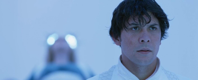 """Bellamy (Bob Morley) in """"The Stranger"""" – Bild: The CW"""