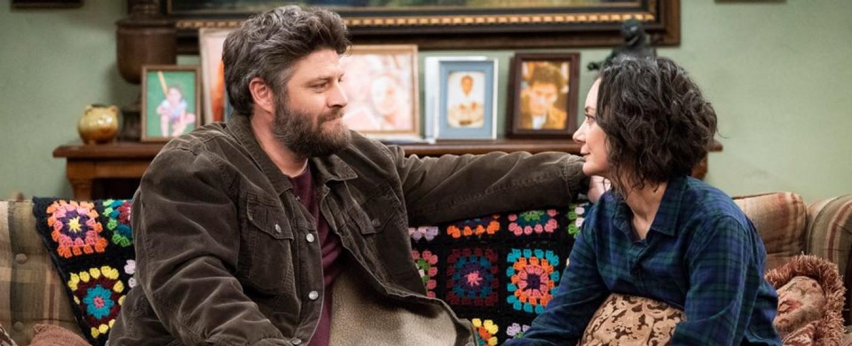 """Ben (Jay R. Ferguson) und Darlene (Sara Gilbert) in """"Die Conners"""" – Bild: ABC"""