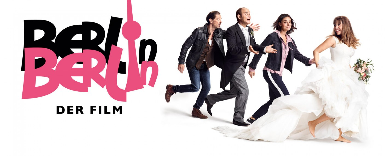 """Berlin, Berlin – Der Film"" startet am Freitag bei Netflix – Bild: Netflix/Constantin Film"