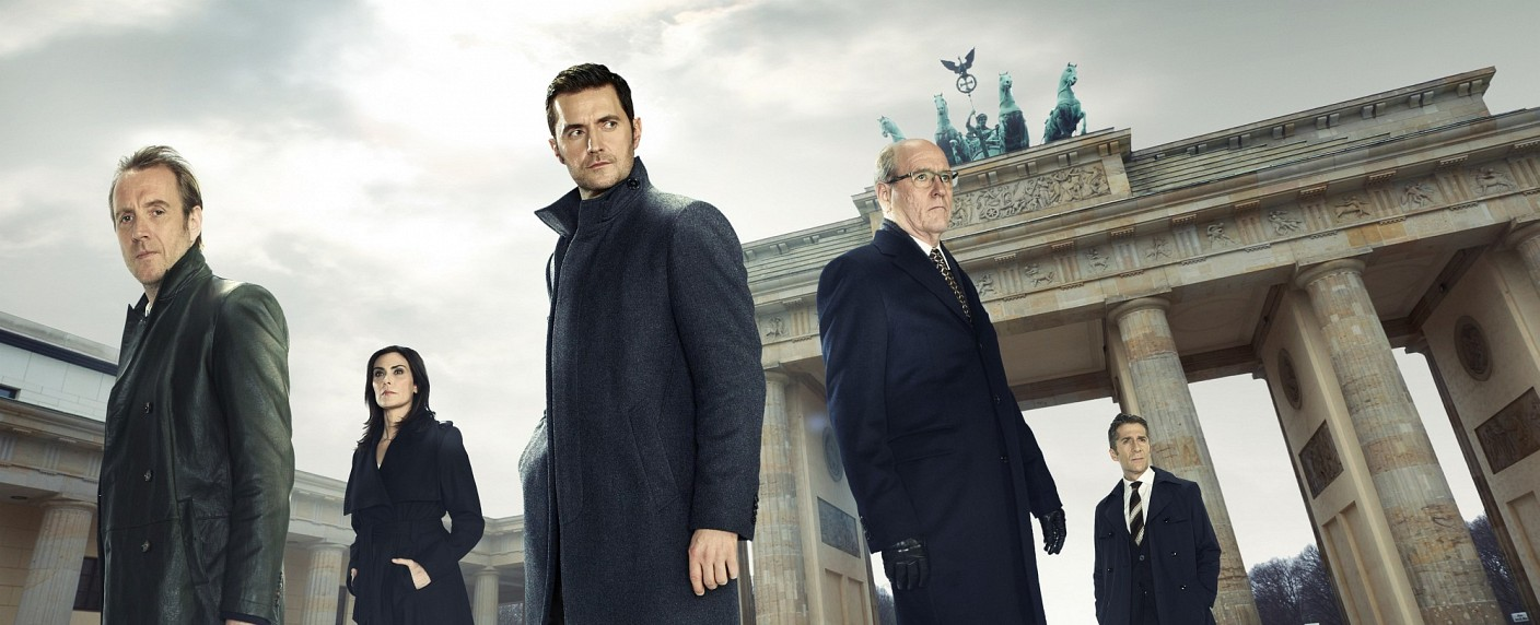 """Berlin Station"" – Bild: EPIX"