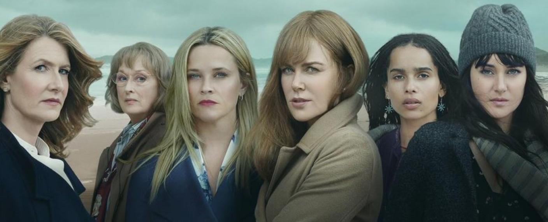 """Die zweite Staffel der HBO-Serie """"Big Little Lies"""" erhält in Deutschland eine zweite Chance – Bild: HBO"""