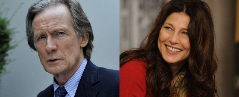 Bill Nighy (l.) und Catherine Keener (r.) – Bild: BBC Two/Tribeca Film