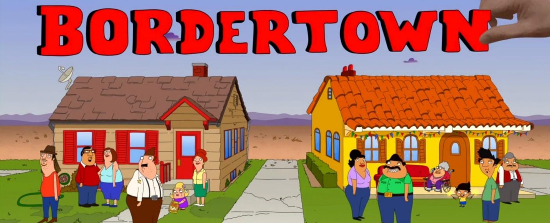 """""""Bordertown"""": Späte Deutschlandpremiere bei ProSieben Fun – Animierte Comedy über Migration, Nachbarn und Außerirdische – Bild: FOX"""