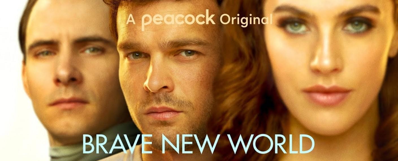"""Brave New Wolrd"" – Bild: Peacock"
