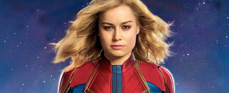 "Brie Larson als ""Captain Marvel"" – Bild: Marvel Studios"