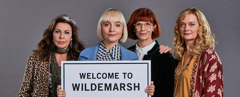 """Britische Krimiserie """"Queens of Mystery"""" – Bild: Acorn TV/ZDF"""