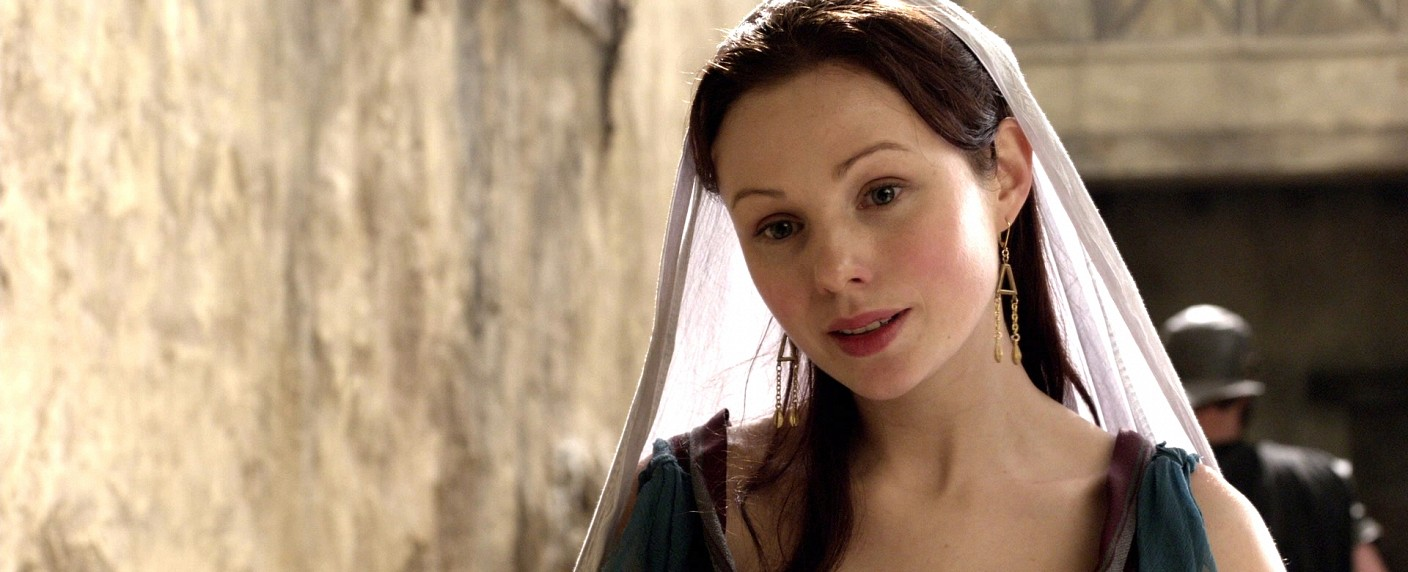 "Brooke Williams in ""Spartacus: War of the Damned"" – Bild: Starz"