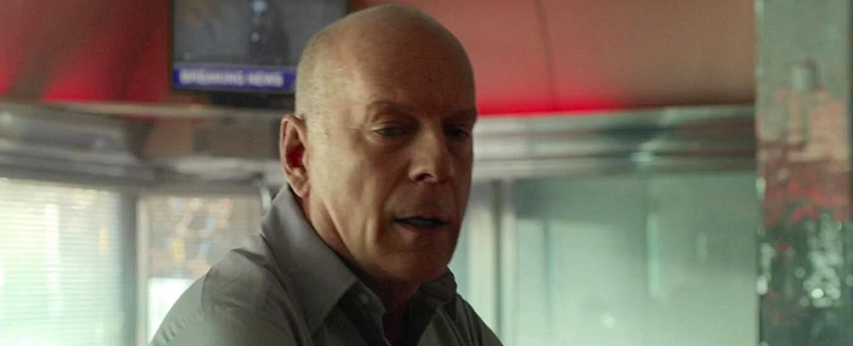 Bruce Willis Split