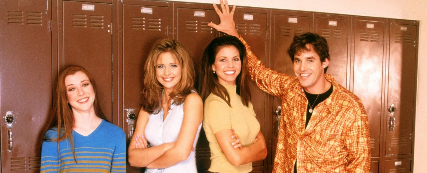 "Hach, die 90er: ""Buffy the Vampire Slayer"" – Bild: 20th Century Fox TV"