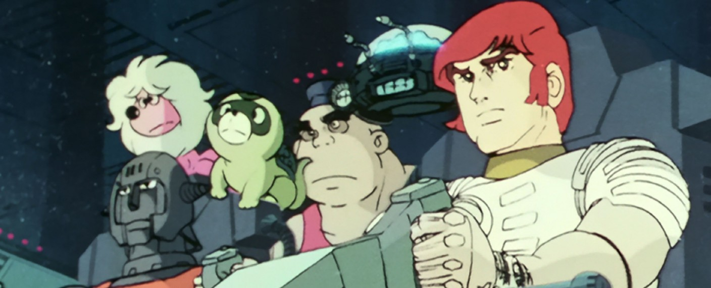"""Captain Future"" – Bild: RTL Nitro/Film©1978 Toei Animation Co., Ltd. ©Toei Animation"