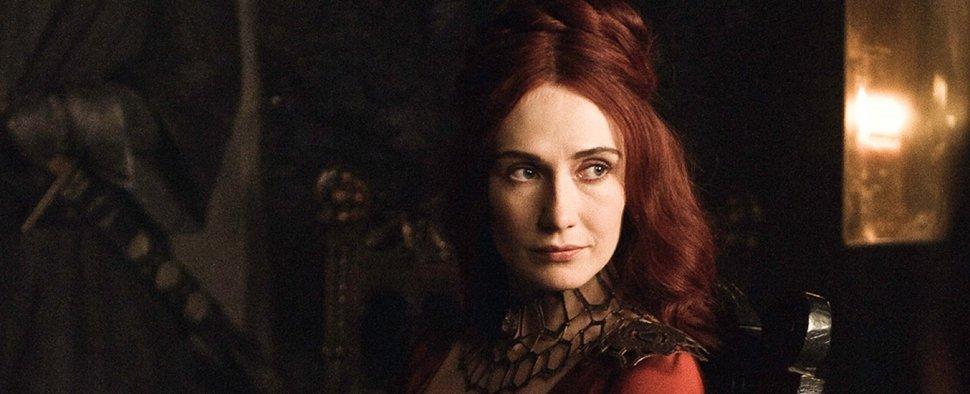 """Carice van Houten als Melisandre in """"Game of Thrones"""" – Bild: HBO"""