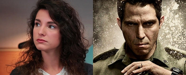 Carla Baratta (l.) und Maurice Compte (r.) – Bild: YouTube/Netflix
