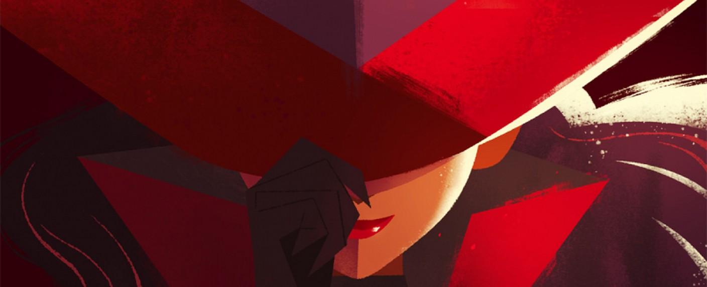 Carmen Sandiego Netflix Graphik – Bild: Netflix
