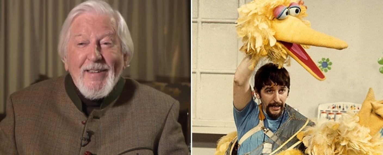"""Caroll Spinney spielte von 1969 bis 2018 Big Bird in der US-Version der """"Sesamstraße"""" – Bild: YouTube/Tribeca Film"""