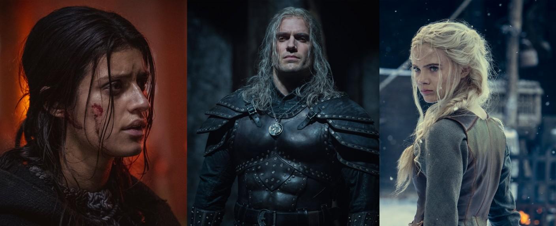 """Cast der zweiten Staffel von """"The Witcher"""" – Bild: Netflix"""
