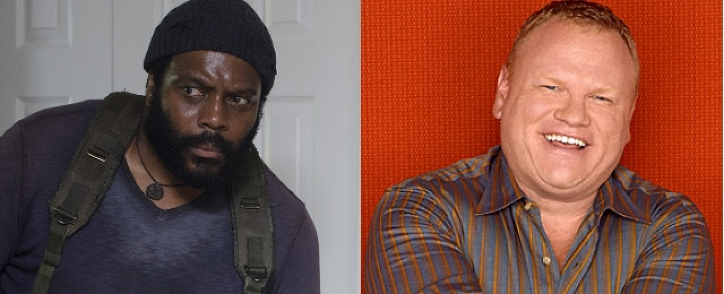 Chad L. Coleman (l.) und Larry Joe Campbell (r.) – Bild: AMC/ABC