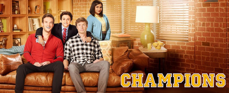 """Champions"" – Bild: NBC"