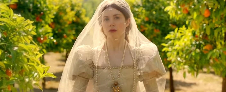 "Charlotte Hope in ""The Spanish Princess"" – Bild: Starz"