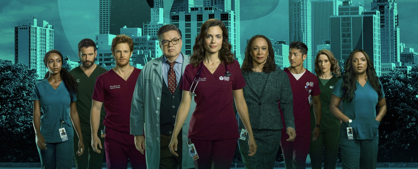 """Chicago Med"" – Bild: NBC"