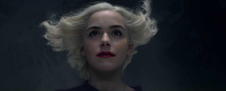 "Sabrina Spellman (Kiernan Shipka) blickt dem Ende von ""Chilling Adventures of Sabrina"" – Bild: Netflix"