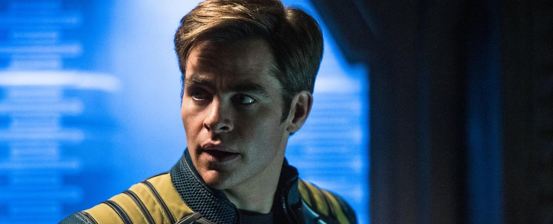 "Chris Pine in ""Star Trek Beyond"" – Bild: Paramount Pictures"
