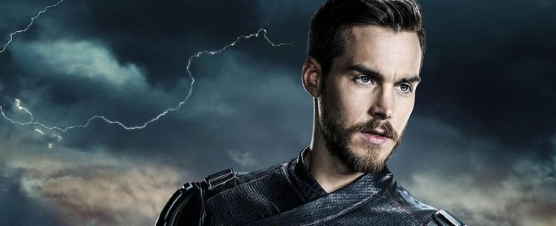 "Chris Wood als Mon-El in ""Supergirl"" – Bild: The CW"