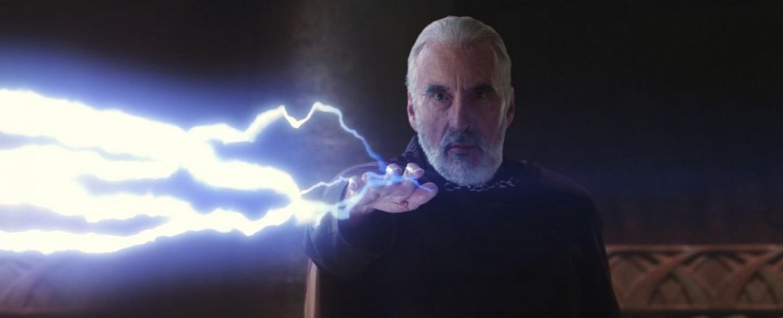 """Christopher Lee als Count Dooku in """"Star Wars"""" – Bild: Lucasfilm"""