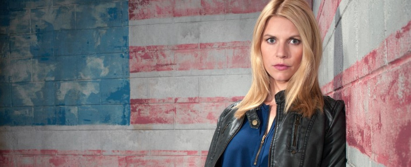 "Claire Danes in ""Homeland"" – Bild: Showtime"