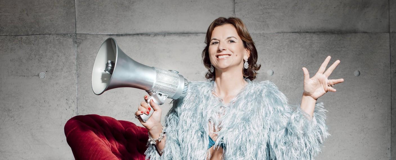 Claudia Obert – Bild: Sat.1/Arne Weychardt