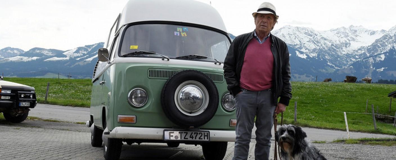 Claus Theo Gärtner als Josef Matula – Bild: ZDF/Barbara Bauriedl